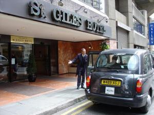 giles hotel london